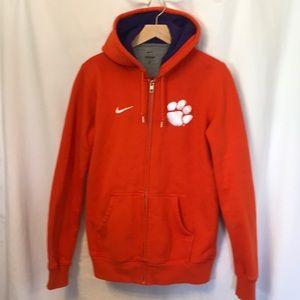 Nike Clemson zip hoodie